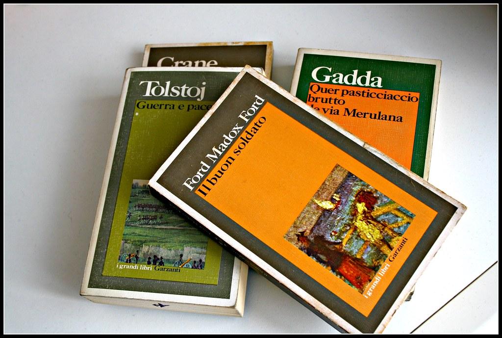 I grandi libri Garzanti - luiginter/Flickr
