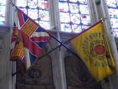 Laid up Colours, Royal Hampshire Regiment