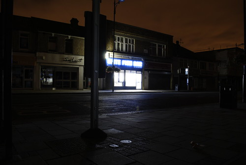 The last chip shop on earth