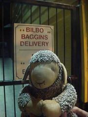 Bilbo Baggins Delivery
