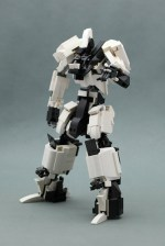 MX-6 Berserker Close Combat Mecha