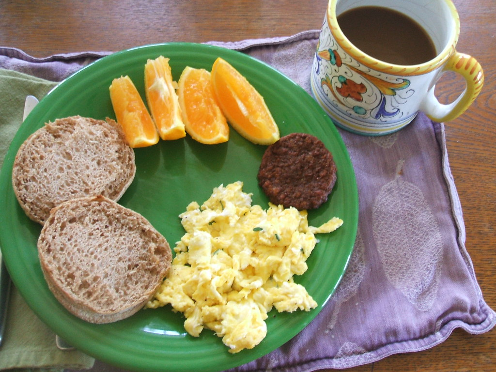Best scrambled eggs ever