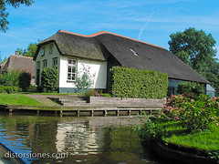 Una casa típica holandesa
