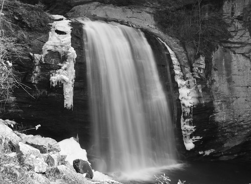 Looking Glass Falls by you.