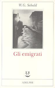 Sebald- Gli emigrati