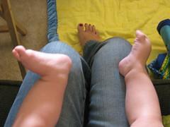 fifteen toes