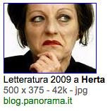 Herta Müller, premio nobel 2009