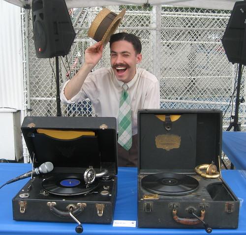Cranky DJ