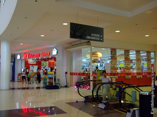 SM Fairview Annex 2 host the bigges ACE Builders Center in the country.