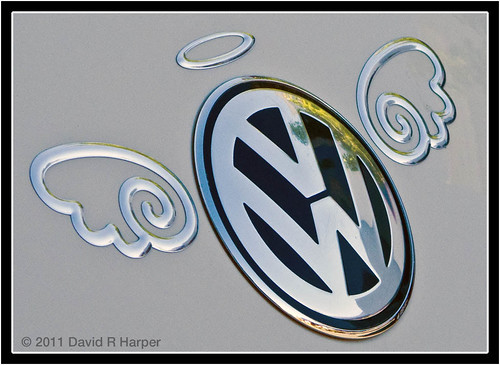 Day 138 :: 365 … VW Angel by Echo9er