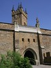 Burg Hohenzollern , am Eingangstor by roba66