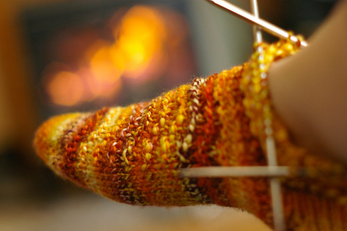 fiery orata socks