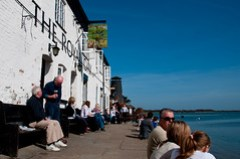 Seaside pub