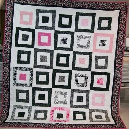 log cabin – Piecemeal Quilts : piecemeal quilts - Adamdwight.com