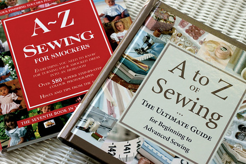 A-Z-Sewing-Books