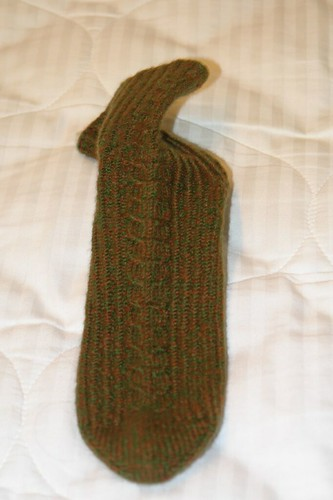 Fishbone Sockes