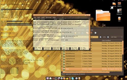 RSS Desktop Screenshot