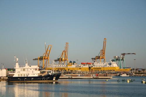 Valencia's Port