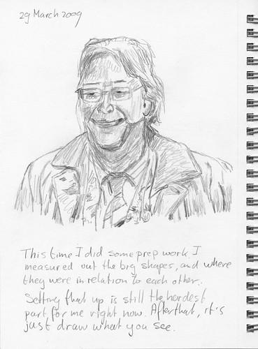 Ton Linssen - second sketch