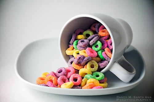 A Cuppa Fruit Loops