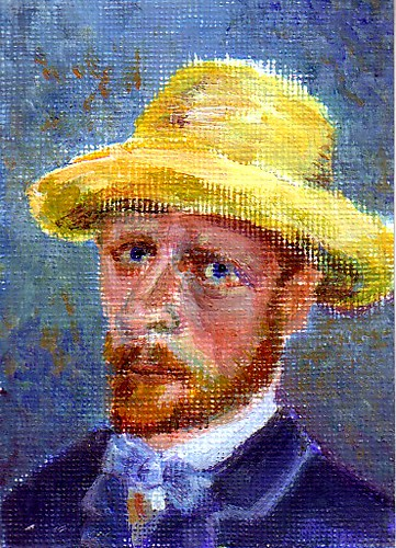 ATC:  Van Gogh Swap II