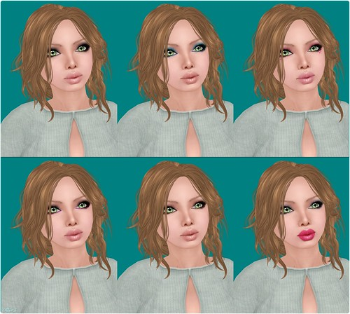 Style - Ispachi: Audrey, Faces 2