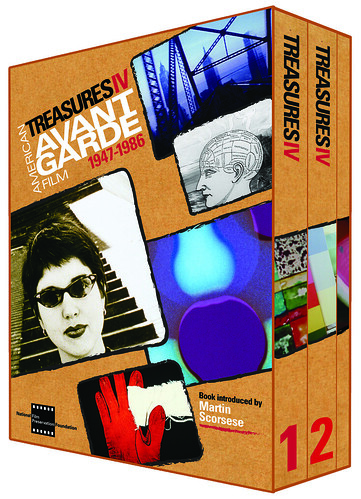 Treasure IV: American Avant-Garde Film, 1947-1986 (2009)