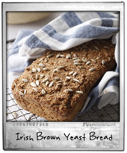 Irish Brown Yeast Bread