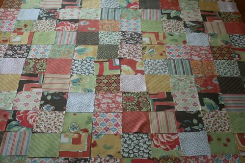 Charm squares