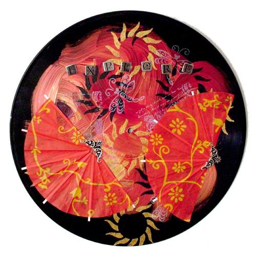 explore mixed media on album (c) 2006, Lynne Medsker