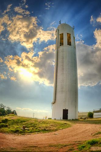 Torre do Santuário Nossa Senhora Mãe de Deus | HDR