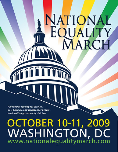 National Equality March Flyer Front Final (by VJnet)