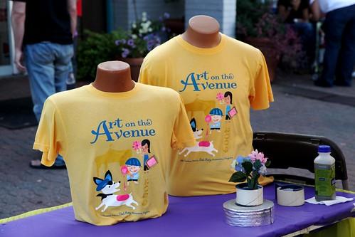 Art on the Avenue, Del Ray Alexandria