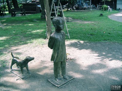 Rizal's doggie