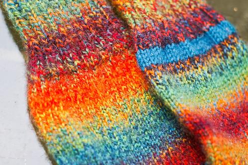 blub socks stripies