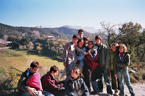 Sant Pere de Torelló - Castell de la Vinyeta