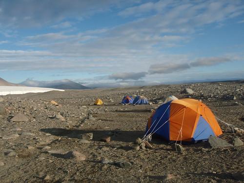 Karen's Tent at F6