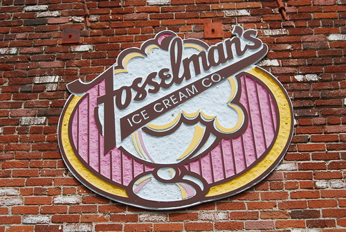 Fosselman's Ice Cream by you.