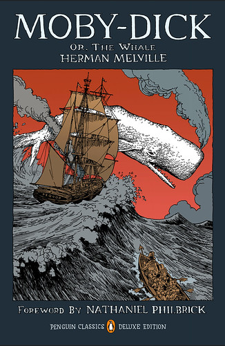 moby dick by paul buckley design.