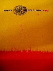 Adam Mars-Jones, Vita e opinioni di John Cromer; Einaudi-Stile libero, 2009; alla copertina: Senza titolo, © Riccardo Falcinelli (part.), 3