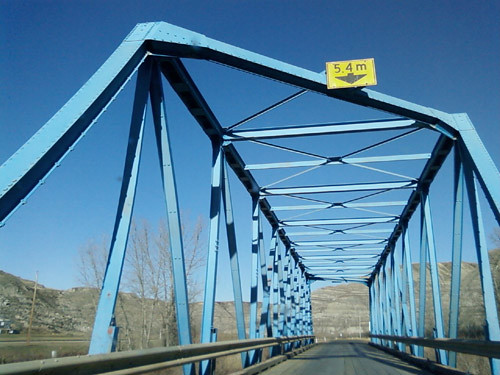 Bridge II by Karyn Ellis