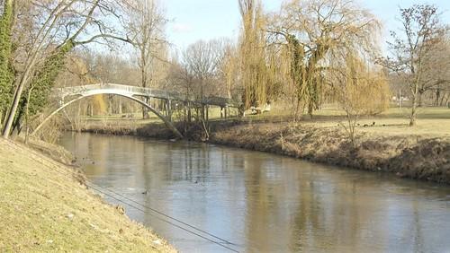 Bridge to the Park