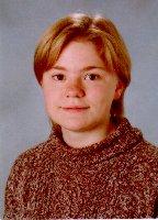 1996... jobbig utväxt efter förra gången med kort hår...