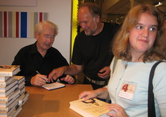 Frank McCourt in Gothenburg
