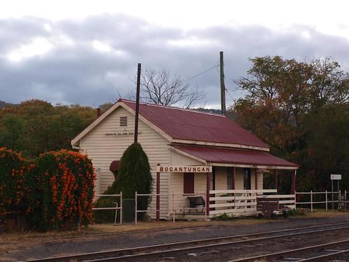 Bogantungan Station