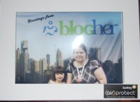 Greetings from BlogHer