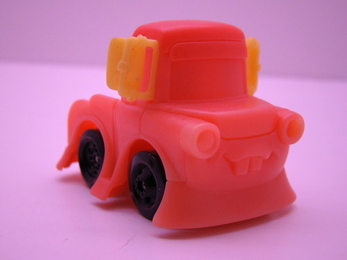 Disney CARS Mini Adventures Prototypes (10)