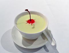 Durian Pudding