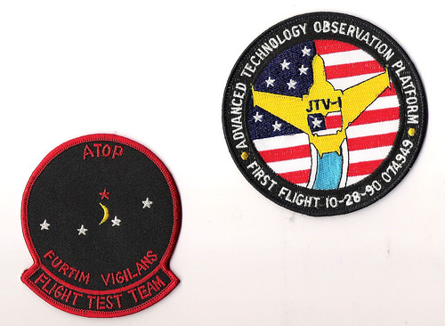 There were only two patches made for our program.