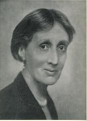 Virginia Woolf Smiling? Surely not…